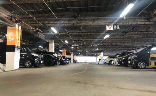 駐車場管理業務